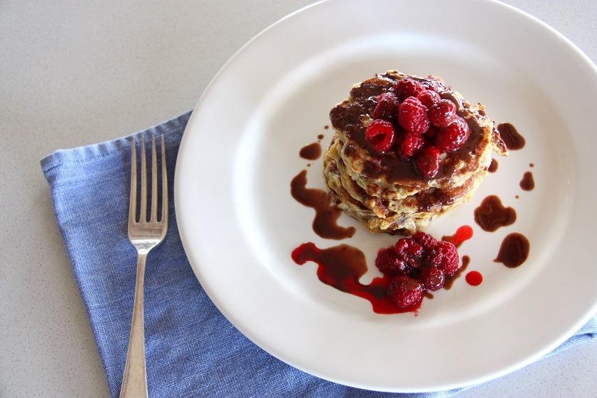 chocbanna pancakes4
