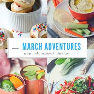March Adventures