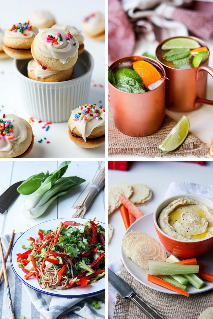 March Recipes www.thehomecookskitchen.com March Adventures
