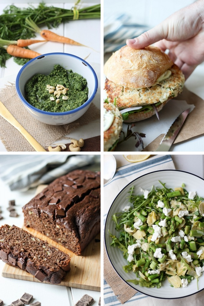 April Recipes April Adventures www.thehomecookskitchen.com