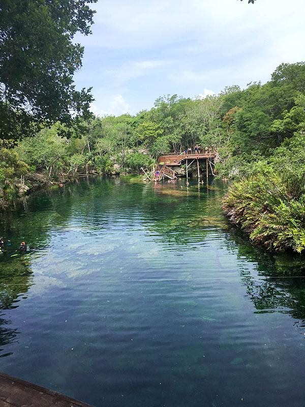 Guide to Playa del Carmen - Jardin del Eden