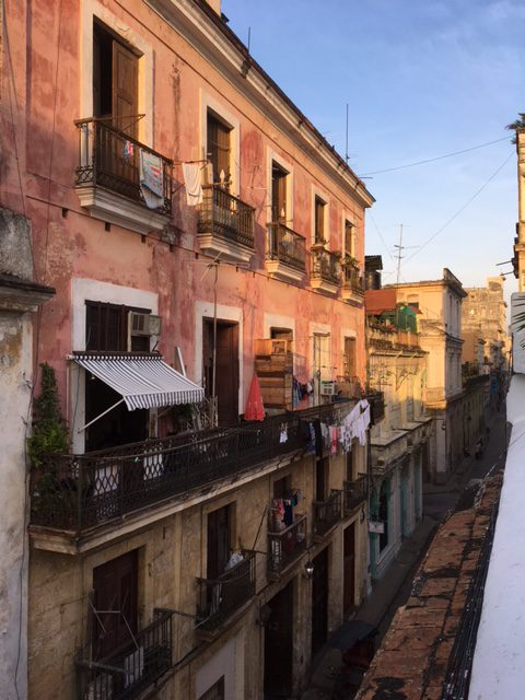 May Adventures - Cuban Rooftops