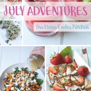 July Adventures
