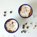 super rich dark hot chocolate