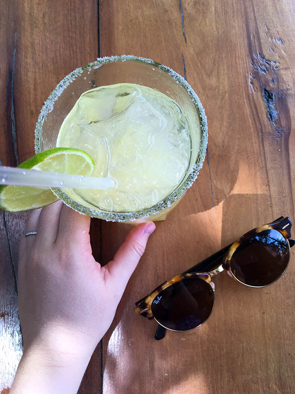 Guide to Playa del Carmen - Margaritas!