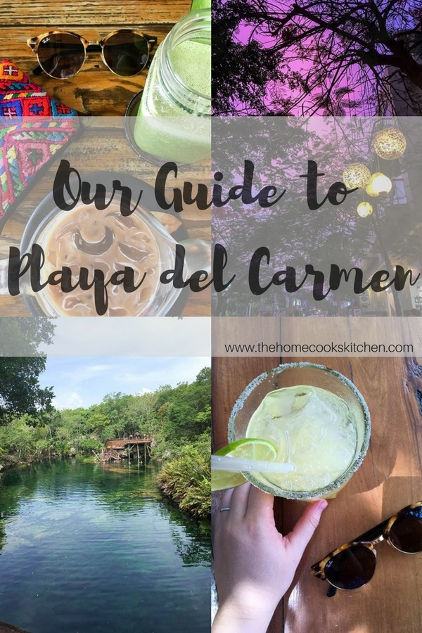 Our Guide to Playa del Carmen