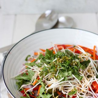 Fresh & Simple Thai Green Salad