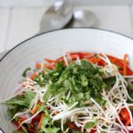 Thai Green Salad - fresh and light, perfect for the warmer days