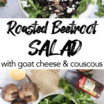 beetroot goat cheese salad pin graphic