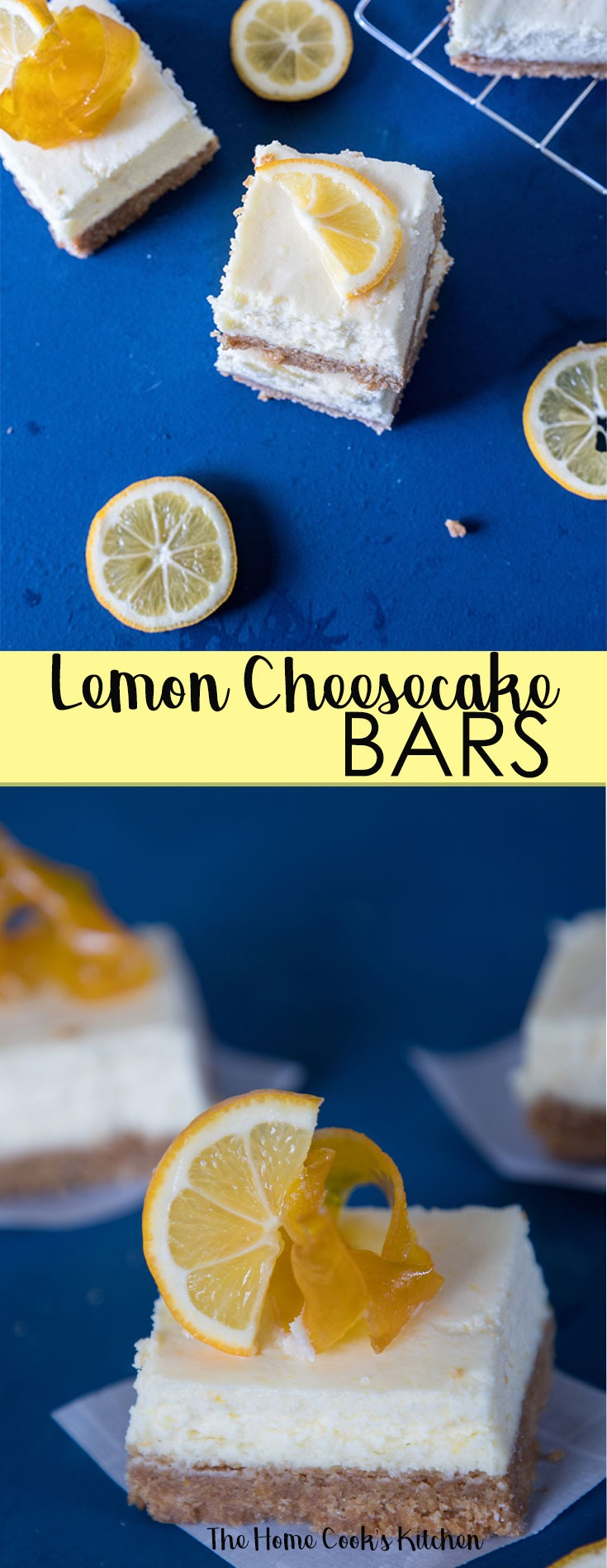 Light and fluffy, easy lemon cheesecake bars. Great for Spring entertaining, these cheesecake bars are a perfect balance between sweet and sour. This dessert is easy to make and packs a flavour punch.