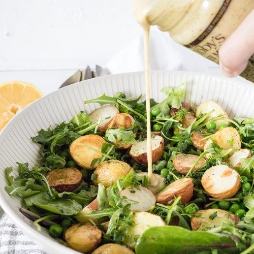 Potato Salad With Honey Mustard