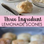 lemonade scones pin