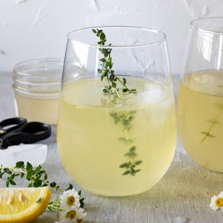 Summertime White Wine Spritzers