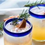 grapefruit gin cocktail pinterest graphic