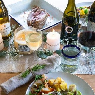 Rosemary Garlic Boneless Lamb Roast