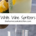 white wine spritzer pin