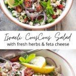 israeli couscous salad long pin