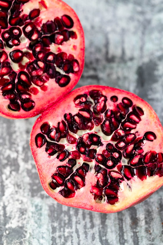 pomegranate on board